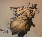 Rag and Bone. Illustrated by John Jude Palencar
