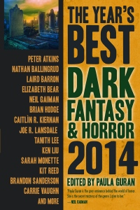 Best Dark Fantasy and Horror 2014