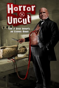 Horror Uncut Front Cover with title
