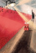 Illustration by Anna & Elena Babasso, from The Handmaid's Tale
