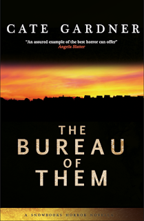The Bureau of Them by Cate Gardner