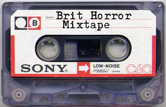 Brit Horror Mixtape Mark West