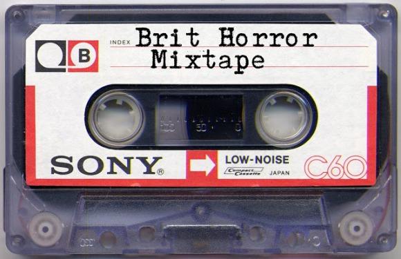 Brit Horror Mixtape Mark West