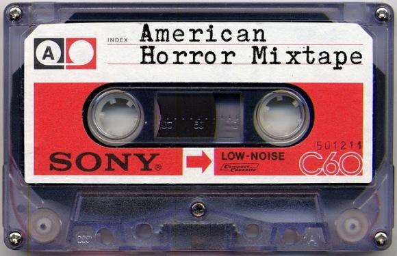 American Horror Mixtape  by Mark West