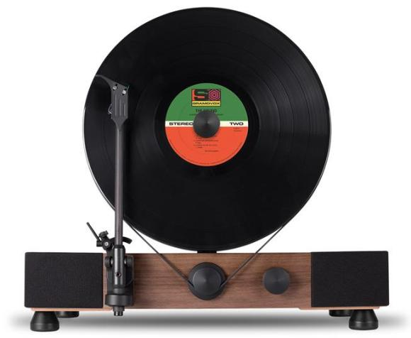 Gramavox Vertical Turntable