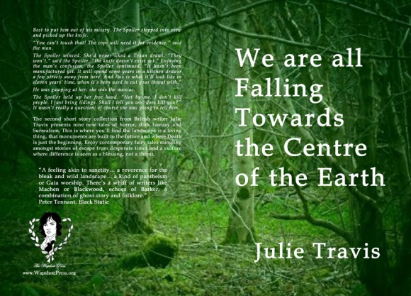 We Are All Falling Towards The Centre of the Earth