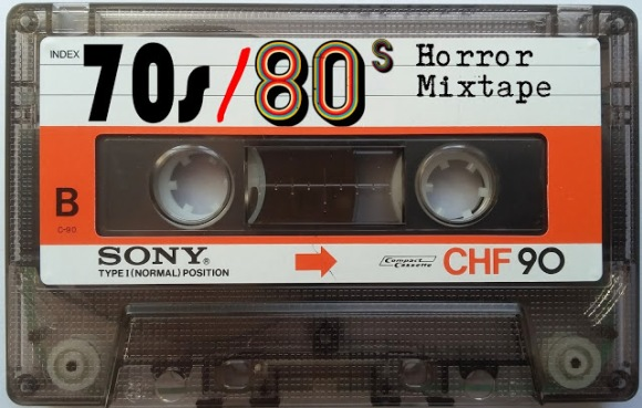 70s 80s horror mixtape mark west strange tales