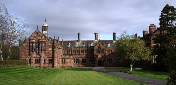 Gladstone's Library 1