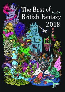 The Best of British Fantasy 2018